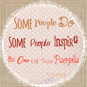 do or inspire