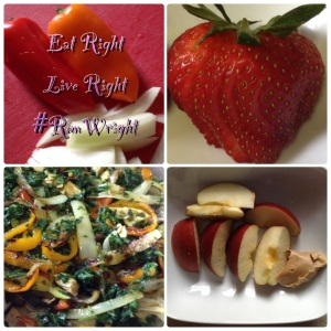 Eat Right Live Right RunWright