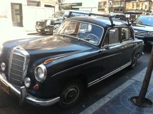 1958 Mercedes