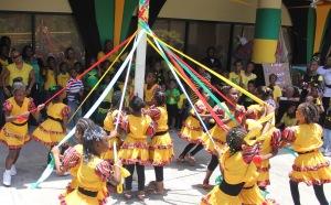 maypole dance Jamaica