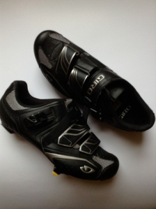 Clip-in Giro Cycling Shoes
