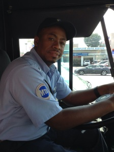 Mr Bus Driver
