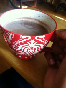 Hot chocolate http://runwright.net