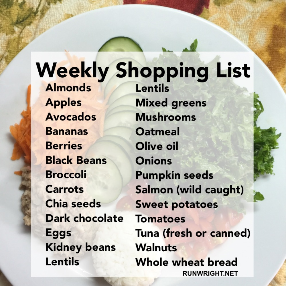 These items should be in your kitchen or on your grocery list before you start meal planning