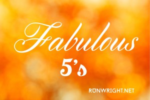 Fabulous 5s http://runwright.net