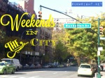 Weekends In The City http://runwright.net