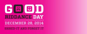 Good Riddance Day http://runwright.net