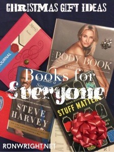 Christmas Gift Ideas Books For Everyone http://runwright.net