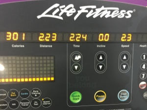 Day 1 Cardio