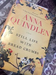 Anna Quindlen Still Life with Bread Crumbs http://ruwnright.net