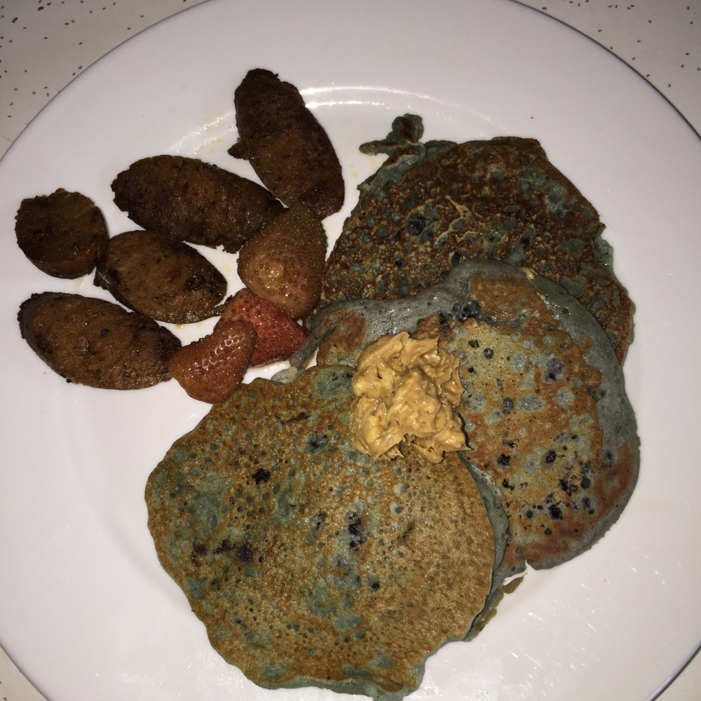 Vegan breakfast http://runwright.net