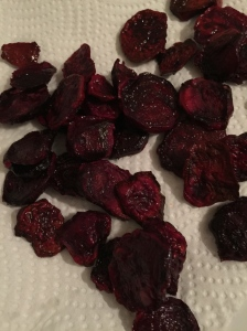Homemade beet chips http://runwright.net