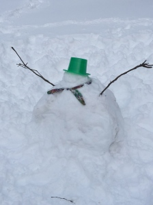 Mr Snowman http://runwright.net