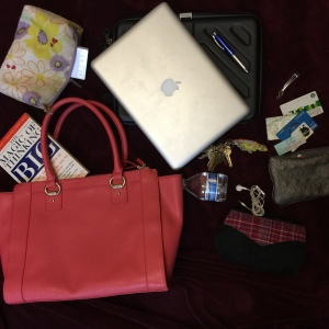 Purse contents http://runwright.net