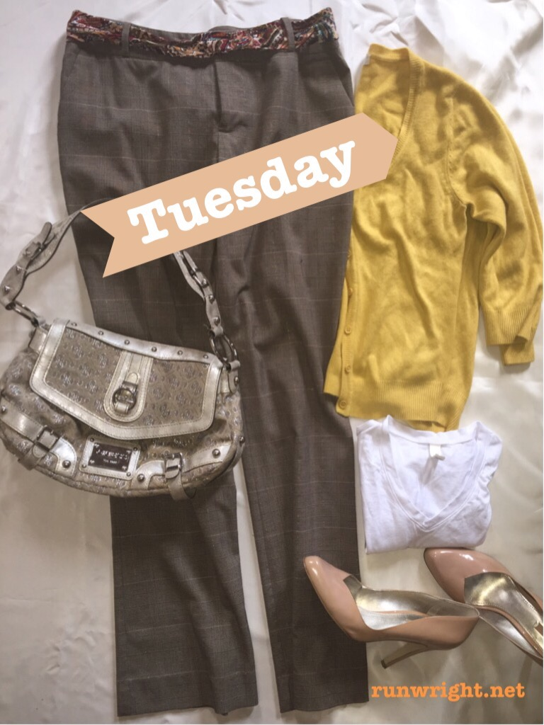 7 Outfits for 7 Days