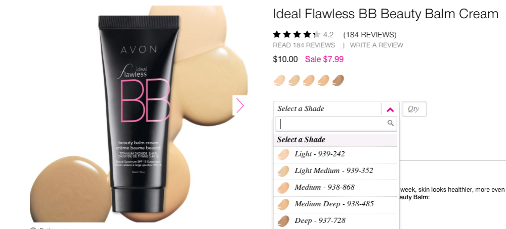 Ideal Flawless Beauty Balm