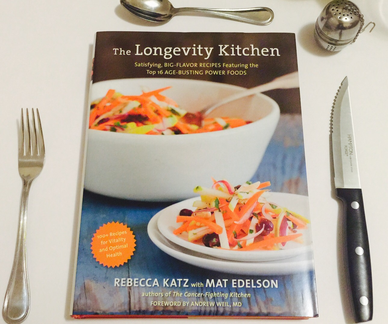 What a good cook-book should do for you