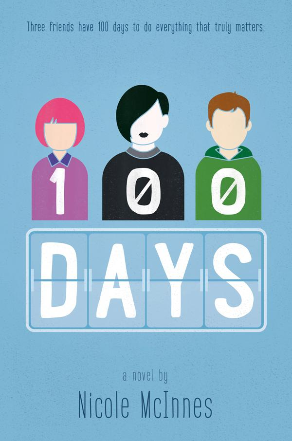 3 friends with 100 days to do everything that truly matters before one of them dies