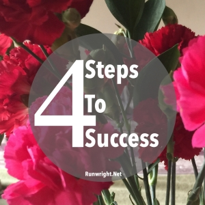 4 Steps To Success as listed by motivational speaker, Jim Rohn