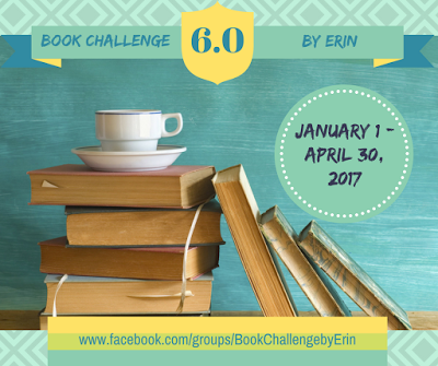 Book Challenge By Erin 6.0