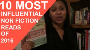 Top 10 Most Influential Non Fiction Reads of 2016