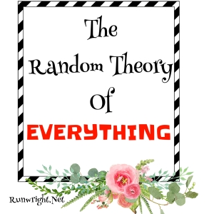 The Random Theory of Everything