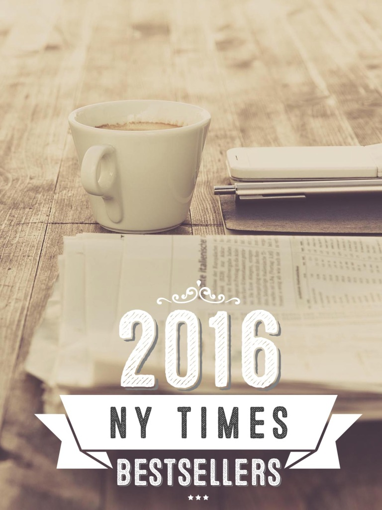 2016 NY Times Bestsellers