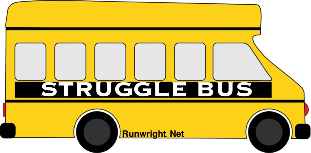 The Struggle Bus