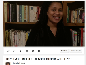 10 Most Influential NF Books of 2016