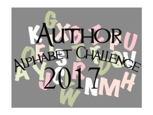 Author Alphabet Challenge 2017