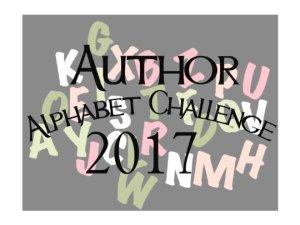 Author Alphabet Challenge 2017