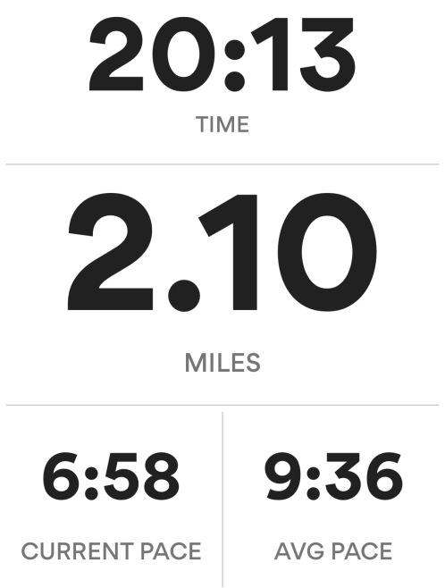 Run 20